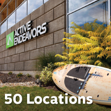 50 Reader pickup locations at service and retail stores.