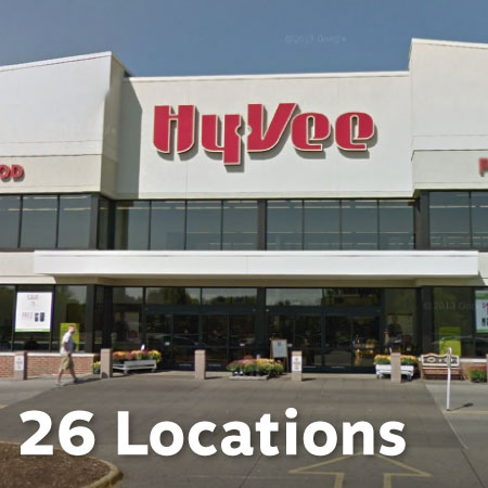 26 Reader pickup locations at grocery and convenience stores.